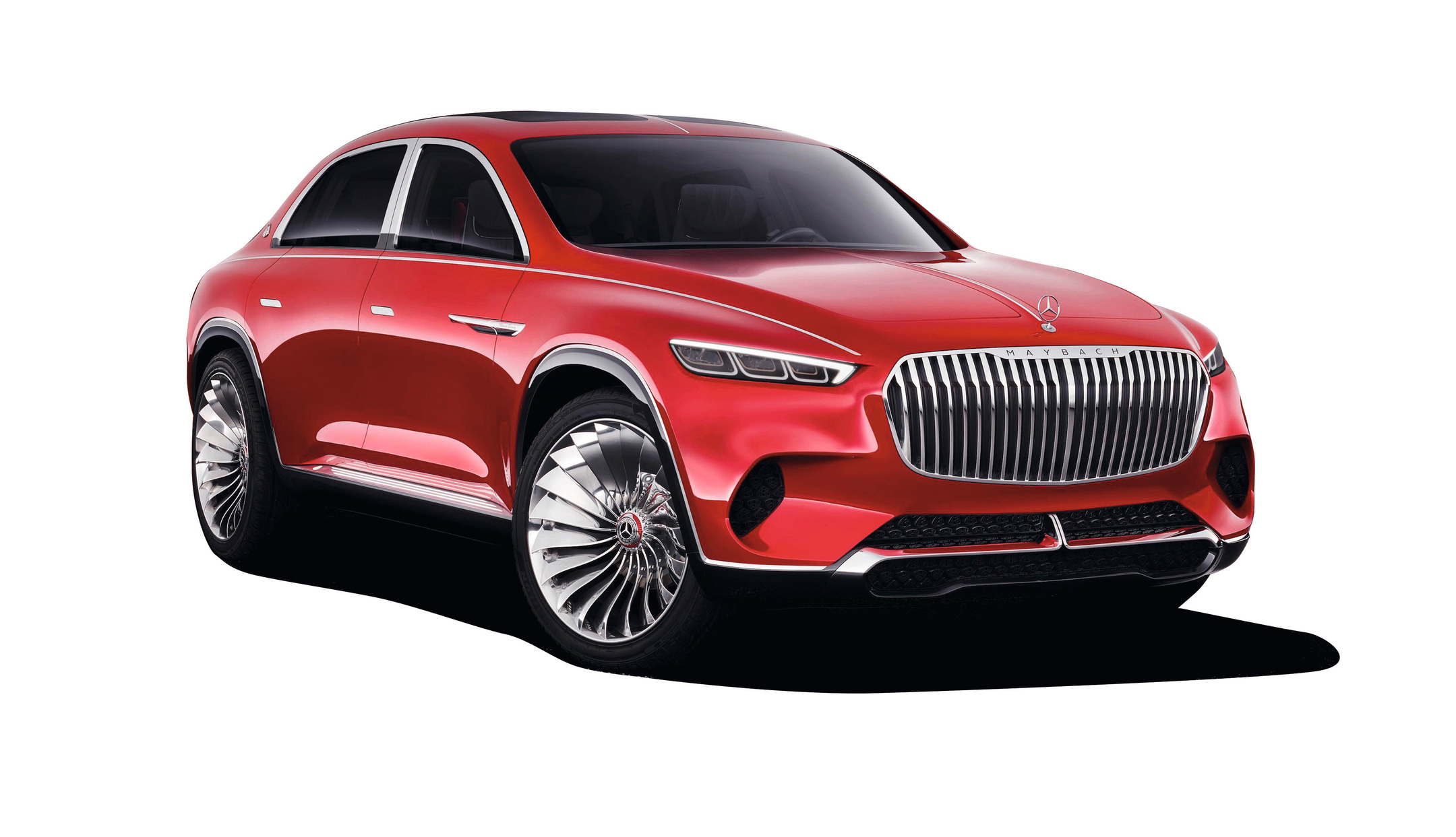 Mercedes-Maybach Vision Ultimate Luxury 1:18 Schuco