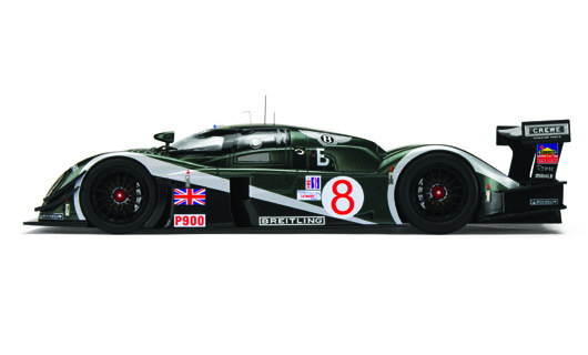 Bentley Speed 8 #8 12H Sebring, Limited Edition only 750pcs 1:18 TSM Model