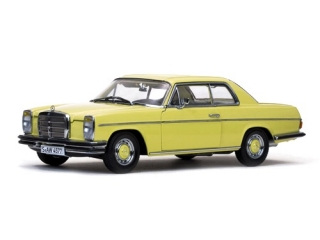 Mercedes Benz Strich 8 Coupe 1968 beige 1:18 Sun Star