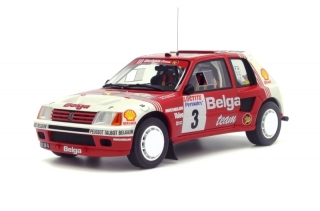 Peugeot 205 T16 Groupe B 1:18 OttOmobile