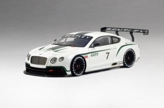 Bentley Continental GT3 #7 Limited only 500pcs 1:18 TSM Model