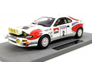 Toyota Celica GT4 (ST185) #2 Sainz/Moya Winner Rally RAC 1992 1:18 Top Marques