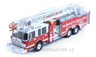 US Fire Leader by Smela from Charlotte 1:43 Premium X