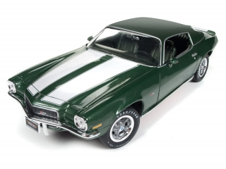 Chevrolet Camaro Z28  *American Muscle Series* 1970 green 1:18 Auto World