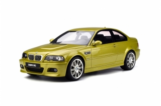 BMW M3 E46 Phoenix Yellow 1:12 OttOmobile