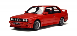 BMW M3 E30 Sport Evolution 1989 red 1:12 OttOmobile