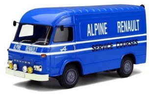 Saviem Sb2 Assistance Courses Alpine 1:18 OttOmobile