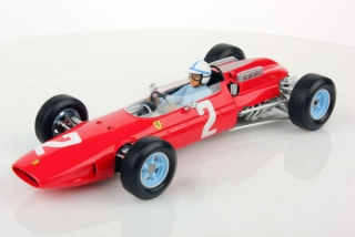 Ferrari 158 #2 John Surtees 1964 Winner Italy GP 1:18 Look Smart