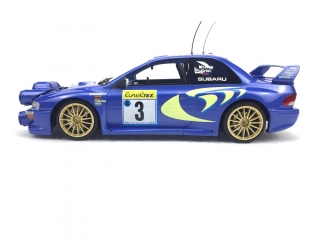 Subaru Impreza WRC#3 C. McRae 3rd Monte Carlo 1998 1:18 Top Marques Collectibles