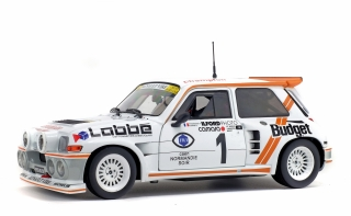 Renault Maxi 5 Turbo 1986 1:18 Solido