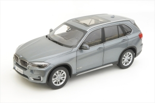 BMW X5 F15 grey 1:18 Paragon Models