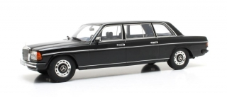 Mercedes-Benz W123 Long 1978 black 1:18 Cult Scale Models