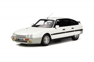 Citroen CX 2.5 GTI Turbo 2 1988 white 1:18 OttOmobile