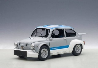 Fiat Abarth TCR 1000 1970 matt gray 1:18 AUTOart