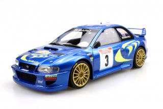 Subaru Impreza S4 WRC #3 Winner T.de Corse 1998 1:18 Top Marques Collectibles