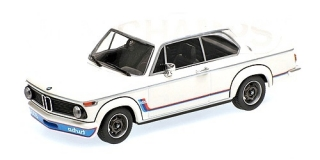 BMW 2002 Turbo 1973 white 1:18 Minichamps
