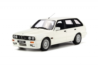 BMW E30 Touring M Pack 1991 white 1:18 OttOmobile