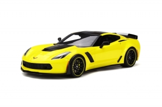 Chevrolet Corvette Z06-C7.R Edition 2016 Racing yellow 1:18 GT Spirit