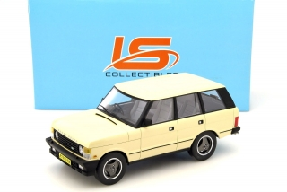 Range Rover Series 1 1986 beige 1:18 Lucky Step Models