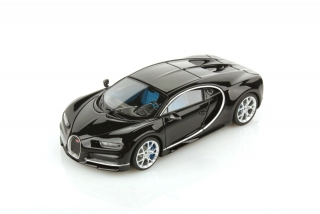 Bugatti Chiron Sport with Open Wing 1:43 Look Smart