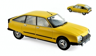Citroën GS X3 1979 yellow 1:18 Norev