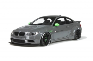BMW M3 E92 LB Performance grey 1:18 GT Spirit