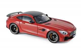 Mercedes-AMG GT R 2018 red 1:18 Norev