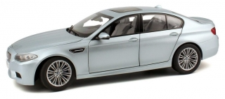 BMW M5 F10MV8 BiTurbo silver 1:18 Paragon Models