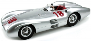 Mercedes-Benz F1 W196C #18 J.Manuel Fangio World Champion 1955 1:12 GP Replicas
