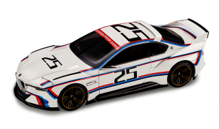 BMW 3.0 CSL R Hommage Pebble Beach 2015 1:18 Norev