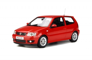 Volkswagen Polo GTi 2001 Flash red 1:18 OttOmobile