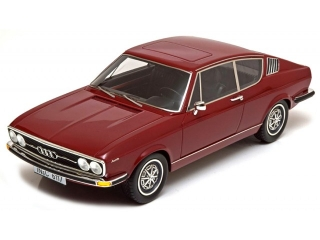 Audi 100 Coupe S 1970 red 1:18 KK Scale