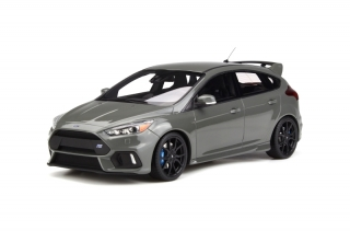 Ford Focus RS 2017 Stealth Grey 1:18 OttOmobile