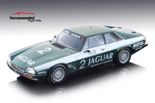 Jaguar XJS Team T.W.R. Jaguar Racing #2 Percy/Nicholson Winner 500KM Donington 1984 1:18 Tecnomodel