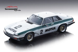 Jaguar XJS Team T.W.R. Jaguar Racing Motul #2 Walkinshaw/Nicholson Winner Brno 1983 1:18 Tecnomodel