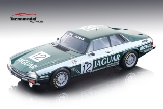 Jaguar XJS Team T.W.R. Jaguar Racing #12 Walkinshaw/Percy/Heyer Winner 24H Spa 1984 1:18 Tecnomodel