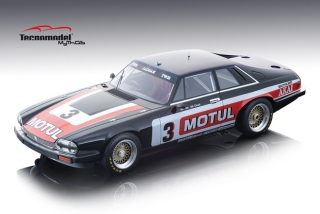 Jaguar XJS Team Motul #3 Walkinshaw/Nicholson Winner Tourist Trophy 1982 1:18 Tecnomodel