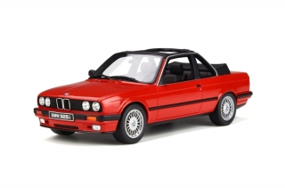 BMW E30 Baur 1988 Brilliant Rot 1:18 OttOmobile