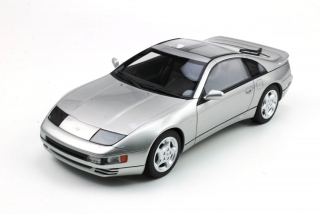 Nissan 300ZX 1992 silver 1:18 LS Collectibles