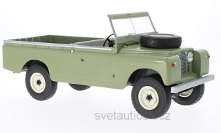 Land Rover 109 Pick Up Series II 1959 light oliv 1:18 MCG Modelcar Group