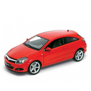 Opel Astra GTC 2005 red 1:18 Welly