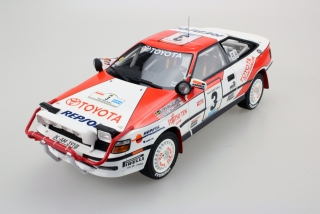 Toyota Celica St 165 #3 Waldegard/Gallagher Safari 1990 1:18 Top Marques