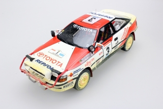 Toyota Celica St 165 #3 Waldegard/Gallagher Safari 1990 dirty 1:18 Top Marques