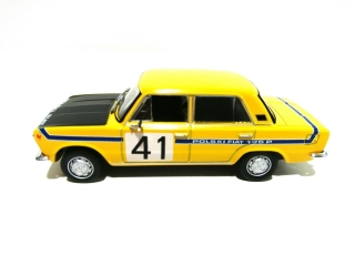 Fiat 125P #41 Rally Monte Carlo 1:43 Altaya