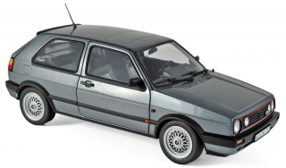 Volkswagen Golf GTI 1990 Grey metallic 1 1:18 Norev
