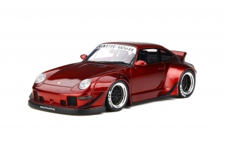 Porsche 911 RWB Ducktail red 1:18 GT Spirit