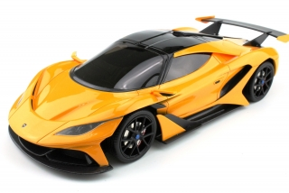 Apollo Arrow orange 1:18 Top Marques