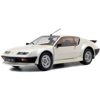 Alpine A310 Pack GT 1983 white 1:18 Solido