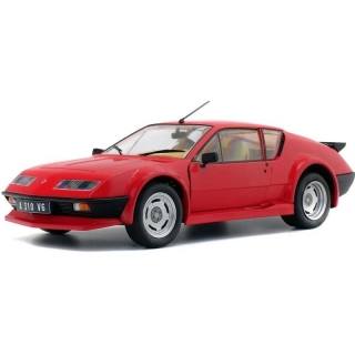 Alpine A310 Pack GT 1983 red 1:18 Solido