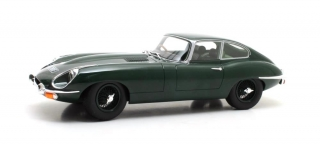Jaguar E-type Series II 1968 green 1:18 Cult Scale Models